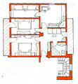Haus Amrei Plan