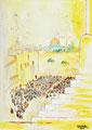 Jerusalem : Wo wird Jesus seinen Thron aufrichten? In 'seiner' Stadt: Jerusalem Die Stadt des großen Königs.