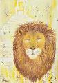 Löwe von Juda: Yeshua, König der Juden. Sein Thron steht fest.