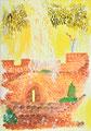 Der Wächter: Zions wegen will ich nicht schweigen und Jerusalems wegen nicht ruhen ... Jesaja62,1