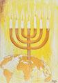Licht für die Völker: So mache ich dich auch zum Licht der Nationen, dass mein Heil reiche bis an die Enden der Erde! Jes.49,6