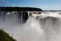 Iguazu Wasserfälle, der Garganto del Diablo