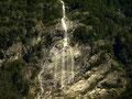 Schöner Wasserfall im Floitengrund