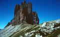 Drei Zinnen vom Steig Lago di Lavaredo - Paternsattel