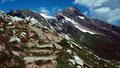 Das Kitzsteinhorn vom Weg zum Kl. Grießkogel