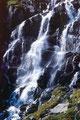 1981:Wasserfälle neben dem Hüttenweg