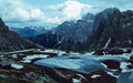 Der vordere Bödensee mit Eisdecke