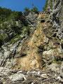 Wasserfall am Aufstiegsweg zum Prielschutzhaus