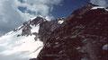 Der Hocheiser vom Steig auf den Gr. Grießkogel
