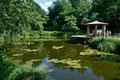 Teich neben der Mainau-Quelle
