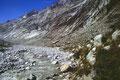 Gletscherschliffe im Val Forno