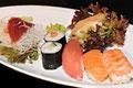 Foodfotografie - Sushi - Sashimi - Hamburg - Dedic Fotografie