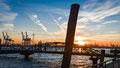 Hamburg Hafen - Landscape - Dedic Fotografie