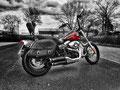 Harley Davidson - Bad Oldesloe - Dedic Fotografie - Bikefotografie - Dyna Wide Glide