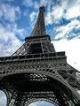 Eiffelturm, Paris - Wahrzeichen - Dedic Fotografie