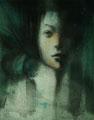 「模写1」 2013/09/07 (F6 墨等/紙)