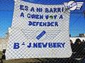 Bº Jorge Newbery - Es a mi barrio a quien voy a defender