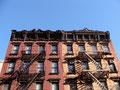 New York, Manhattan, Lower East Side, Orchard Street - fotografia di Vittorio Ferorelli