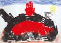 「エンジン戦車」 キム・テグァン 東京朝鮮第四初中級学校