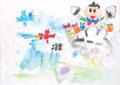 「夢の話 ー空でお弁当ー」 チョ・ソンウ 埼玉朝鮮初中級学校