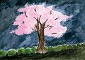 「汚れた雨にぬれながらきれいに咲く桜」 リ・ミホ 福島朝鮮初中級学校