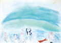 「光の海の人魚」 ムン・ミリョン 中大阪朝鮮初級学校