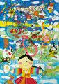 「頭の中の時間の流れ」 コ・ユフィ 東京朝鮮第一初中級学校