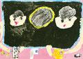 「弟と見た金環日食」 リ・ウォンテ 城北朝鮮初級学校