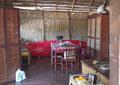 Living area Casa 8