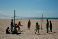 Volleyball on Barra Beach