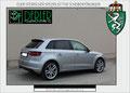 Audi A3 Hatchback mit 85% Tönung