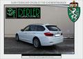 BMW 318 Touring mit 85% Tönung