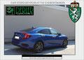 Honda Civic Limousine mit 95% Tönung