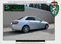 Mercedes Limousine mit 85% Tönung