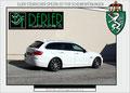 BMW 530 Touring mit 95% Tönung