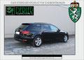 Audi A4 Avant mit 85% Tönung