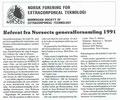 Referat Norsect Generalforsamling