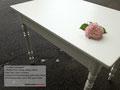 Tischlein Hinkebein - Hier fehlt doch was süßes Schwarzes?!