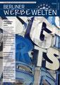 BERLINER WERBE WELTEN; Heft 3|2012