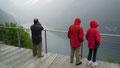 Prise de vue du Geiranderfjord du haut de la route des aigles