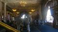 """La salle à manger de l'""""Aletti Palace"""""""