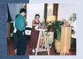 Frédérique Damase-Lacroix en démonstration
