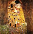 Le Baiser, Klimt