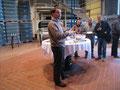Florent baumard explique la récolte des raisins destinés aux vins liquoreux