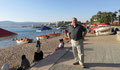 Sur la plage d'Aqaba
