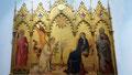 Annonciation par Simone Martini (1284-1344) et Lippo Memmi (1317-1347)