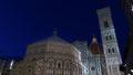 Florence en nuit américaine