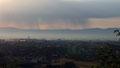 7:49 - Vue sur la plaine de Limagne et les monts du Forez