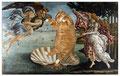 """La naissance de Venus"" par Sandro Boticelli (1445-1510) et Svetlana Petrova"