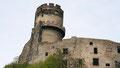 Château de Tournoël près de Volvic